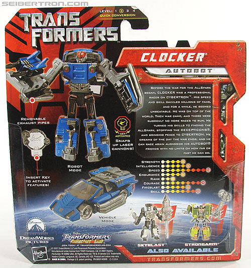 Transformers (2007) Clocker (Image #5 of 118)