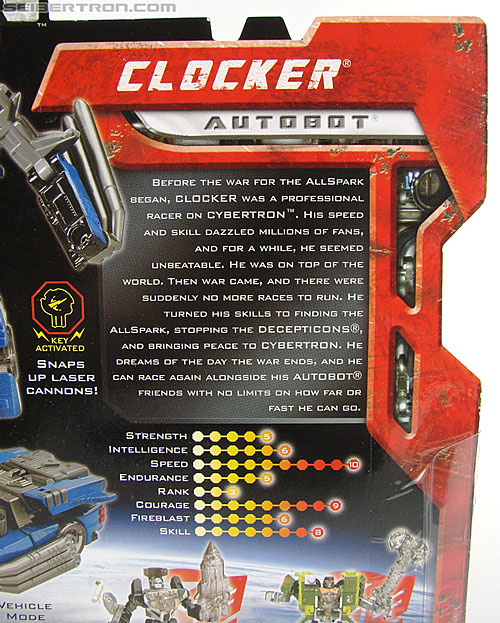 Transformers (2007) Clocker (Image #6 of 118)