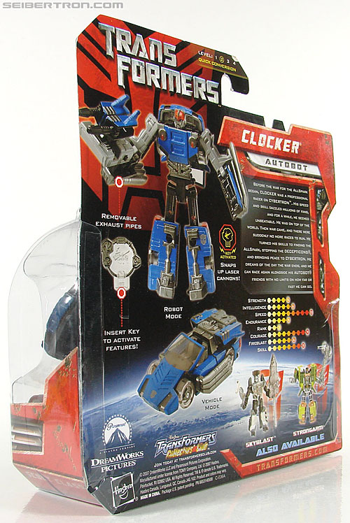 Transformers (2007) Clocker (Image #10 of 118)