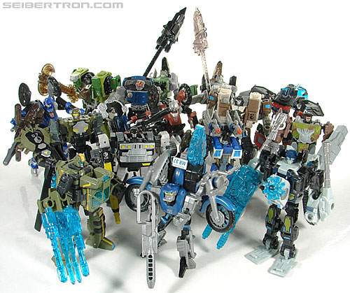 Transformers (2007) Clocker (Image #117 of 118)