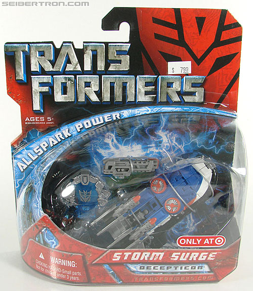 Transformers (2007) Storm Surge (Image #1 of 124)