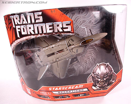 Transformers (2007) Starscream (Image #2 of 155)
