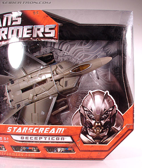 Transformers (2007) Starscream (Image #3 of 155)