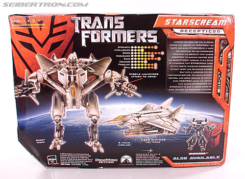Transformers (2007) Starscream (Image #8 of 155)