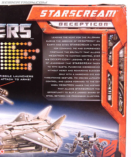 Transformers (2007) Starscream (Image #10 of 155)