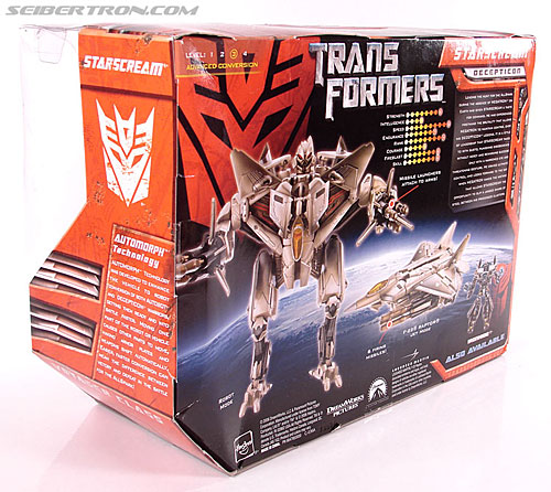 Transformers (2007) Starscream (Image #14 of 155)