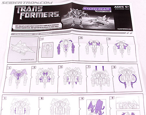 Transformers (2007) Starscream (Image #53 of 155)
