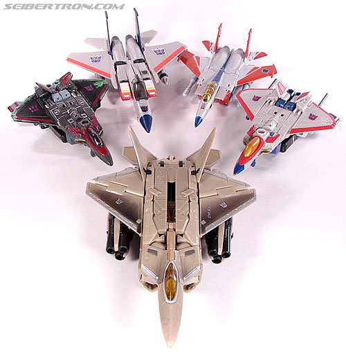 Transformers (2007) Starscream (Image #27 of 169)