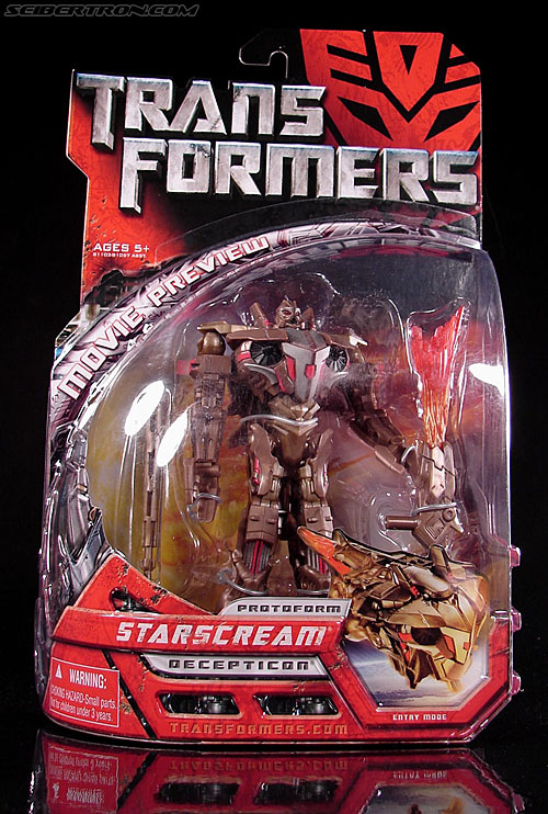 Transformers (2007) Starscream (Protoform) (Image #2 of 135)