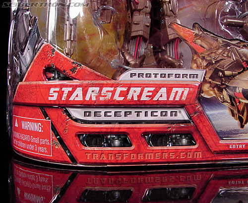 Transformers (2007) Starscream (Protoform) (Image #5 of 135)