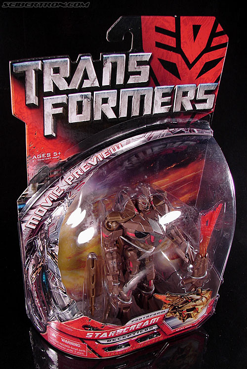 Transformers (2007) Starscream (Protoform) (Image #7 of 135)