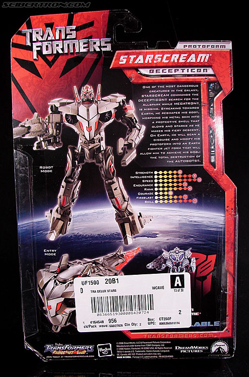 Transformers (2007) Starscream (Protoform) (Image #10 of 135)