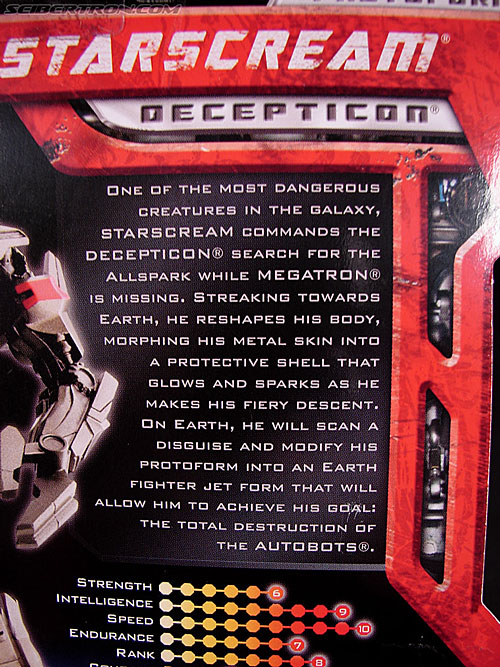 Transformers (2007) Starscream (Protoform) (Image #15 of 135)