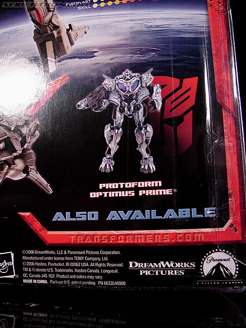 Transformers (2007) Starscream (Protoform) (Image #18 of 135)
