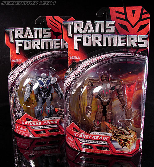 Transformers (2007) Starscream (Protoform) (Image #31 of 135)