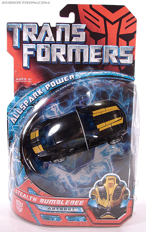 Transformers (2007) Stealth Bumblebee (Image #1 of 140)