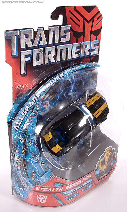 Transformers (2007) Stealth Bumblebee (Image #4 of 140)