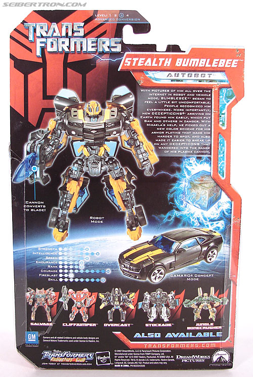 Transformers (2007) Stealth Bumblebee (Image #6 of 140)
