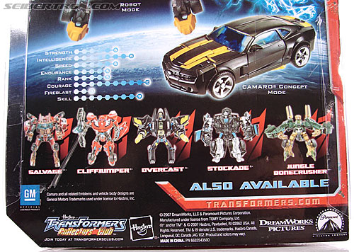 Transformers (2007) Stealth Bumblebee (Image #8 of 140)