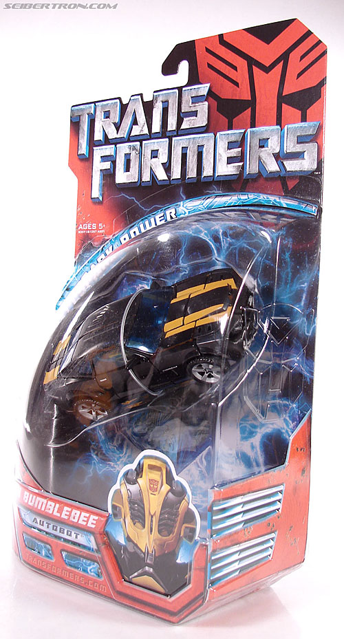 Transformers (2007) Stealth Bumblebee (Image #10 of 140)
