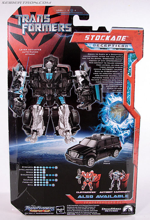 Transformers (2007) Stockade (Image #7 of 89)