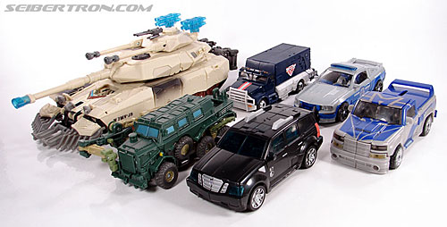 Transformers (2007) Stockade (Image #36 of 89)
