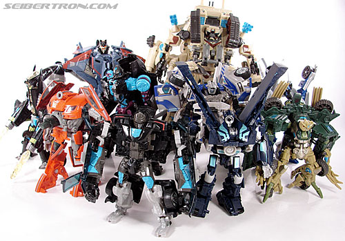 Transformers (2007) Stockade (Image #38 of 89)