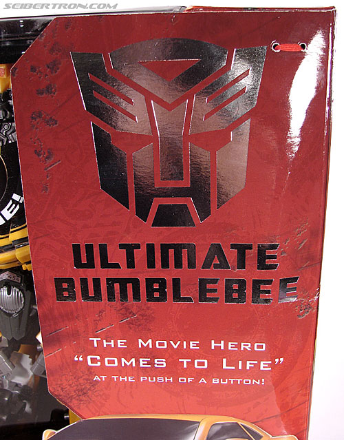 Transformers (2007) Ultimate Bumblebee (Image #3 of 95)