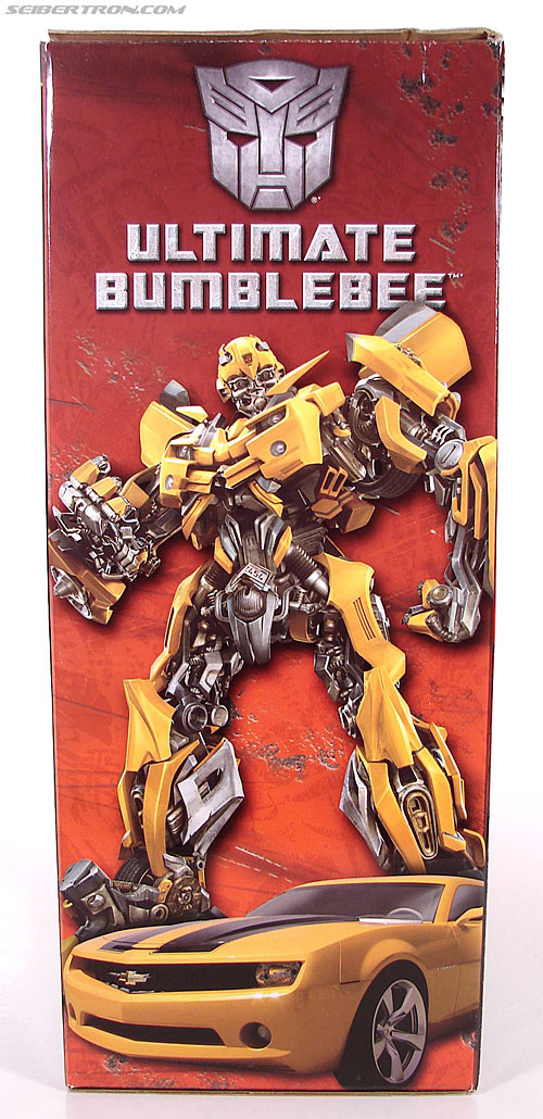 Transformers (2007) Ultimate Bumblebee (Image #9 of 95)