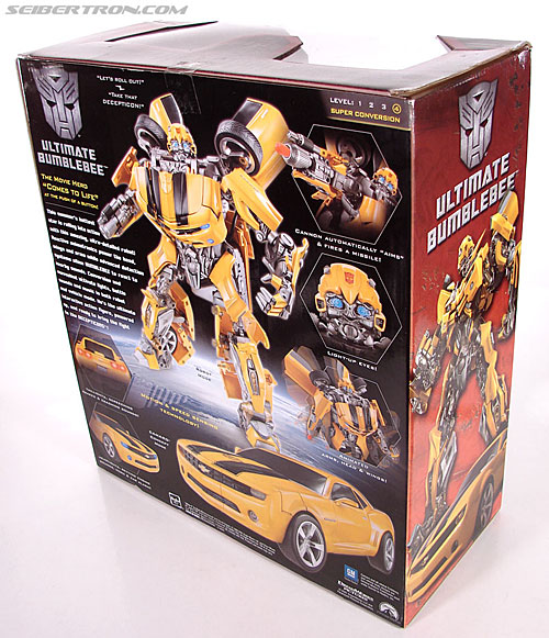 Transformers (2007) Ultimate Bumblebee (Image #10 of 95)
