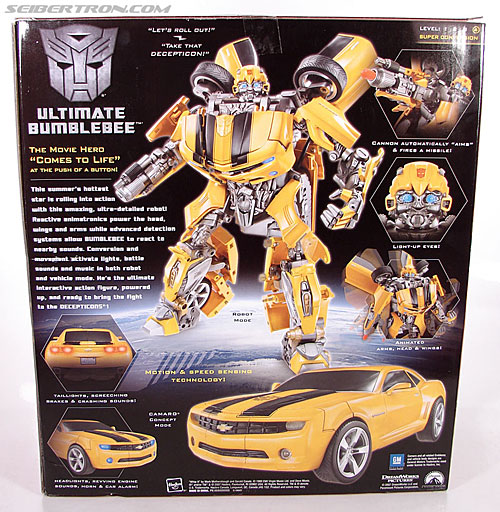 Transformers (2007) Ultimate Bumblebee (Image #11 of 95)