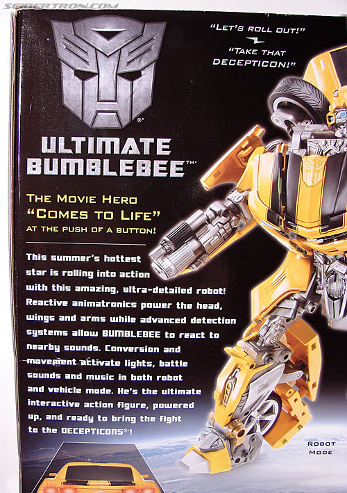 Transformers (2007) Ultimate Bumblebee (Image #12 of 95)
