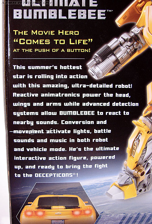 Transformers (2007) Ultimate Bumblebee (Image #13 of 95)