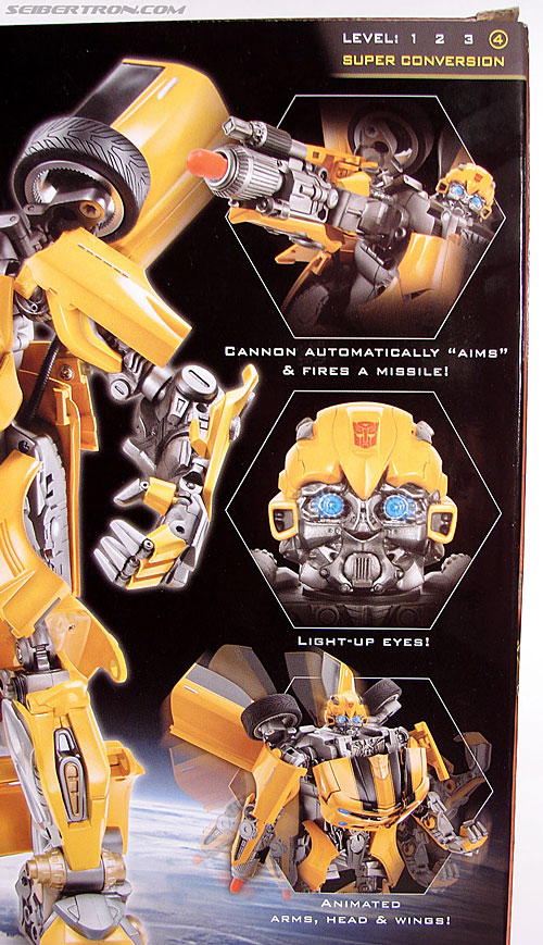 Transformers (2007) Ultimate Bumblebee (Image #15 of 95)