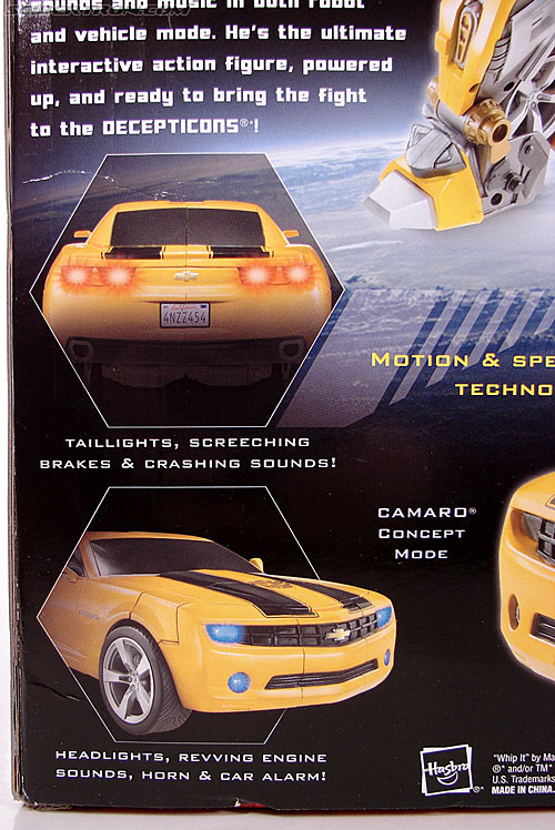 Transformers (2007) Ultimate Bumblebee (Image #16 of 95)