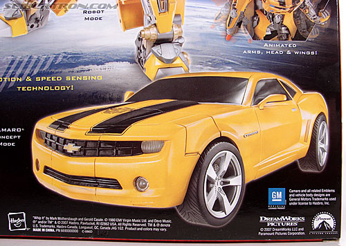 Transformers (2007) Ultimate Bumblebee (Image #17 of 95)