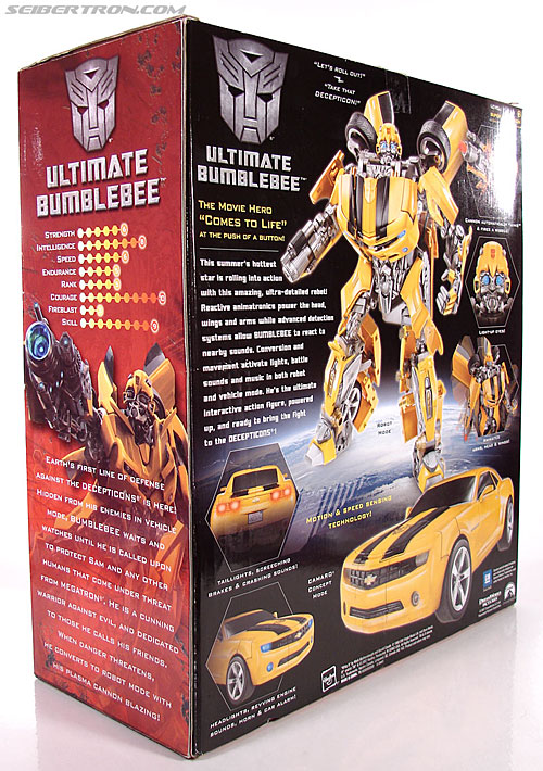 Transformers (2007) Ultimate Bumblebee (Image #18 of 95)