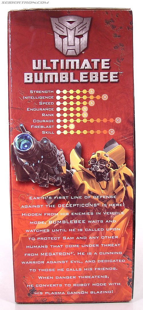 Transformers (2007) Ultimate Bumblebee (Image #19 of 95)