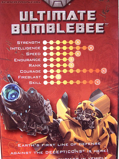 Transformers (2007) Ultimate Bumblebee (Image #21 of 95)