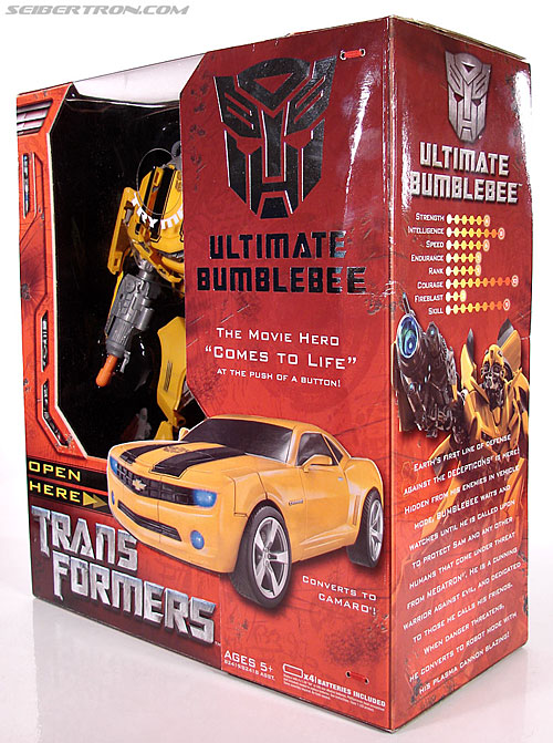 Transformers (2007) Ultimate Bumblebee (Image #22 of 95)