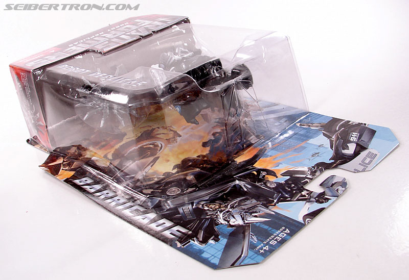 Transformers (2007) Barricade (Robot Replicas) (Image #15 of 63)