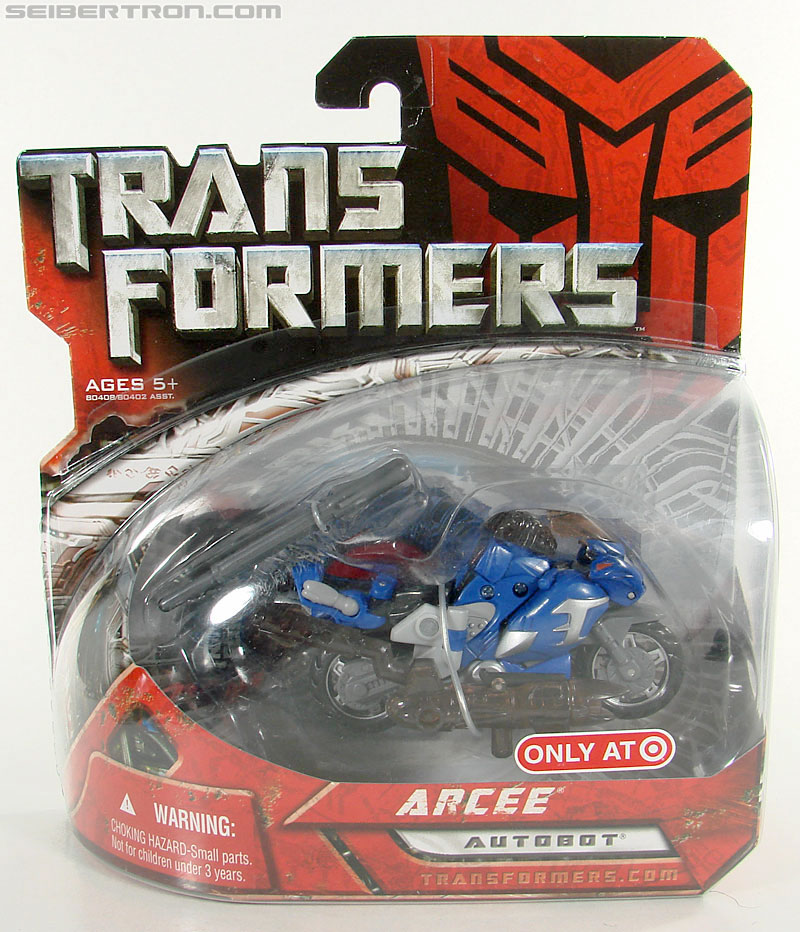 Transformers (2007) Arcee (Image #1 of 139)