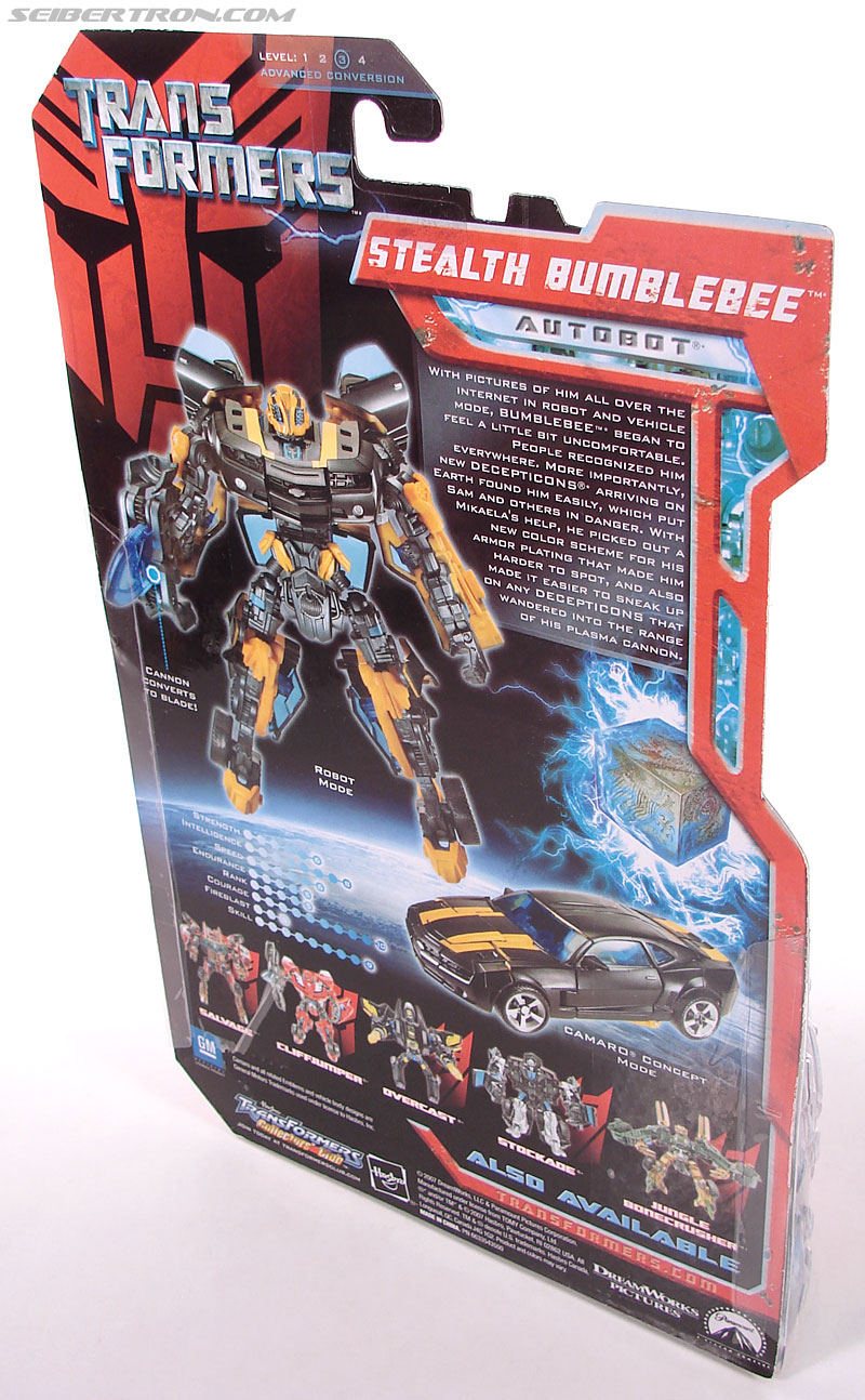 Transformers (2007) Stealth Bumblebee (Image #5 of 140)