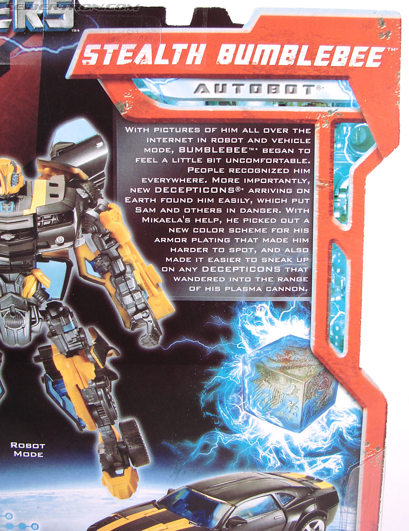 Transformers (2007) Stealth Bumblebee (Image #7 of 140)