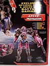 Transformers (2007) Battle Damaged Arcee - Image #4 of 72