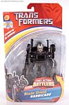 Transformers (2007) Blast Shield Barricade - Image #1 of 73