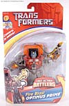 Transformers (2007) Fire Blast Optimus Prime - Image #1 of 80