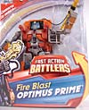 Transformers (2007) Fire Blast Optimus Prime - Image #2 of 80