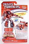 Transformers (2007) Fire Blast Optimus Prime - Image #8 of 80