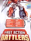 Transformers (2007) Fire Blast Optimus Prime - Image #10 of 80